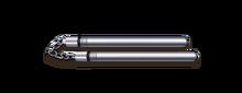 Weapon steel nunchaku