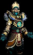 Avatars-man chief