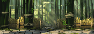 Bamboo Fort