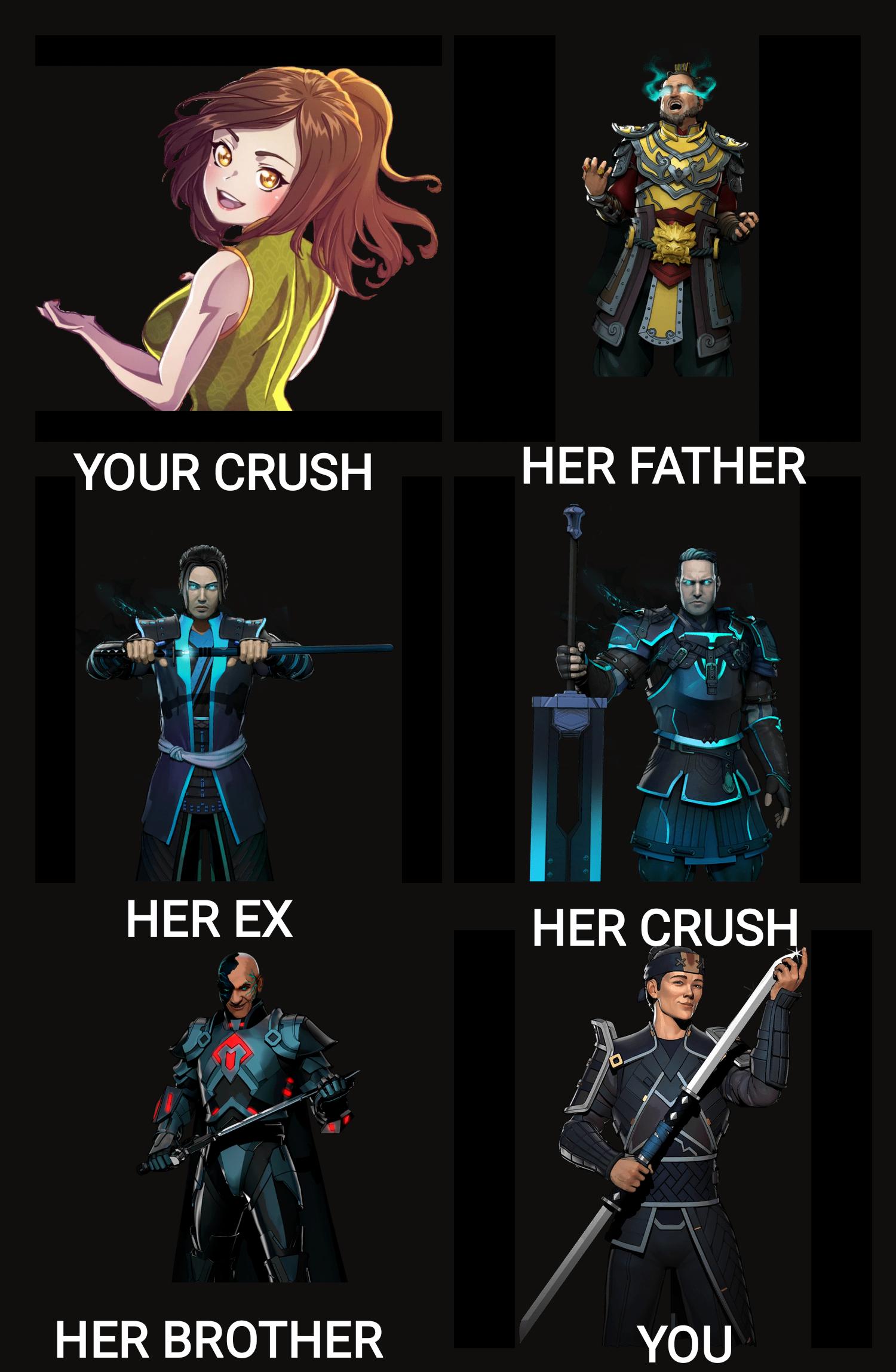 Sf3 crush