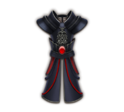 Armor mantle of night