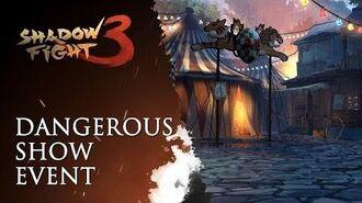 "Shadow Fight 3 ""Dangerous Show"" Event teaser"