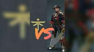 Shadow fight 3, Heralds vs Pirate Justice