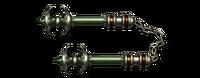 Weapon z6 nunchaku