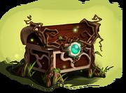Monk chest
