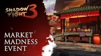 """Shadow Fight 3 """"Market Madness"""" Event teaser"""