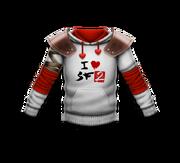 Armor val18 hoodie