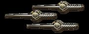 Ranged assassins dagger