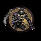 Character shroud
