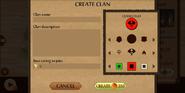 Raids Create Clan