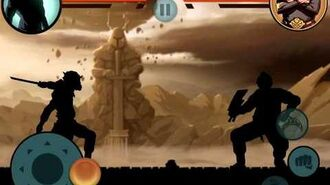 Shadow Fight 2 — Gates of Shadows -Eclipse Mode