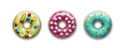 Ranged ny18 donut