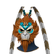 Helm monkey king