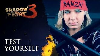 """Shadow Fight 3 """"Test Yourself"""" Promo"""