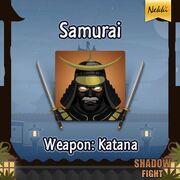 Samurai sf1