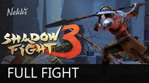 Shadow Fight 3- Gameplay - FULL FIGHT