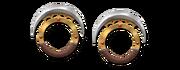 Ranged super chakram jewels