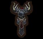 Armor black buffalo