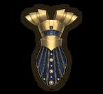 Armor gilded