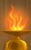 Heavenly fire (Bronze)