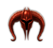 Helm super horned