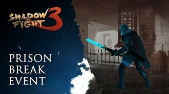 Shadow Fight 3 Prison break event