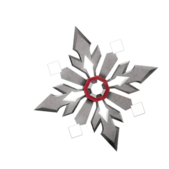Rng folding shuriken new year