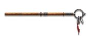 Weapon wanderer staff