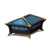 Warrior chest rare