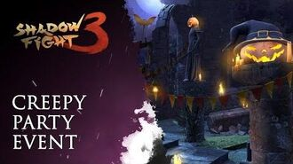 """Shadow Fight 3 """"Creepy Party"""" Event teaser"""
