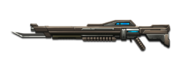 Weapon rifle
