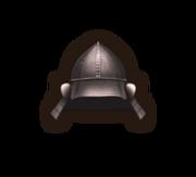Helm gabled