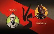 Sensei vs Shogun (2)