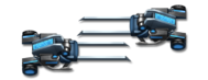 Weapon shocker claws