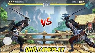Shadow Fight Arena Official Gameplay (Android iOS)