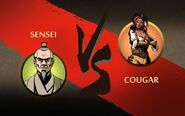 Sensei vs Cougar (2)