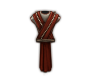 Armor chain robe