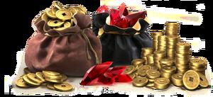 SF3 coin gem