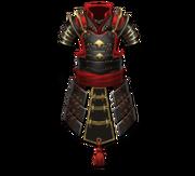 Armor super samurai