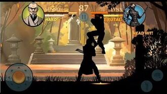 Shadow Fight 2 Special Edition Act I (All Game Modes New story!)
