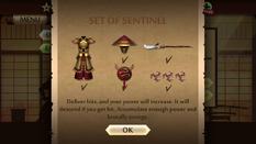 Set of Sentinel