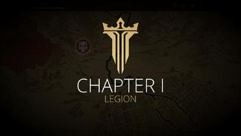 Chapter I Legion