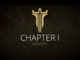 Chapter I: Legion