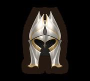 Helm knightly