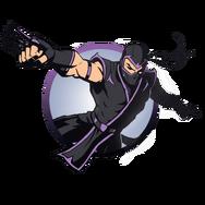 Ninja man knuckles