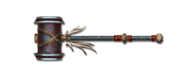 Weapon northern hammer