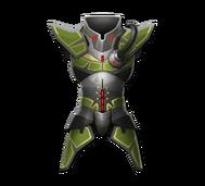 Armor membrane cuirass
