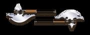 Weapon axes