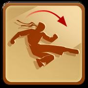 Double jump kick