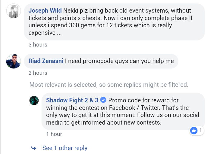 Promo Code Giveaway